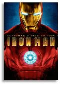 Iron Man (Two-Disc Special Collectors Edition) (2008)