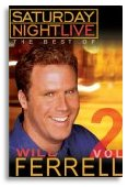 Saturday Night Live - The Best of Will Ferrell - Volume 2 (2004)