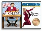Anchorman - The Legend of Ron Burgundy Giftset (Widescreen Unrated Edition & Wake Up, Ron Burgundy) (2004)