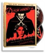 V for Vendetta (Widescreen Two-Disc Special Edition) (2006)